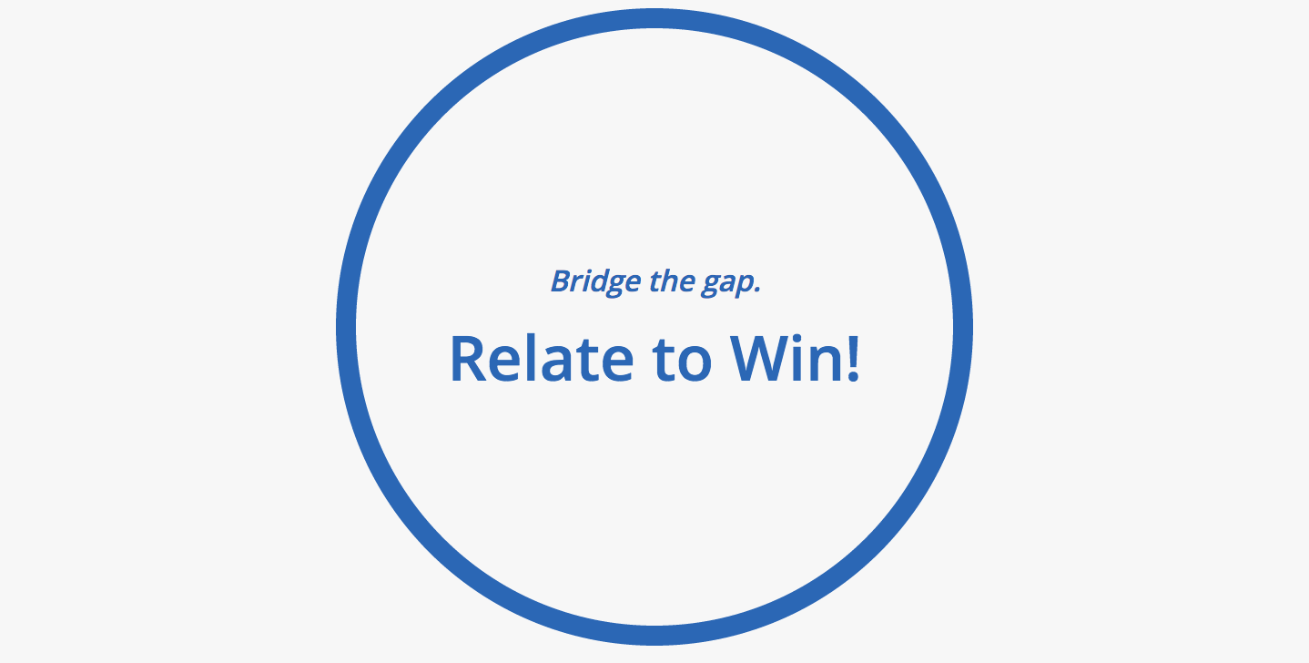 Webinar Series: Relate to Win!