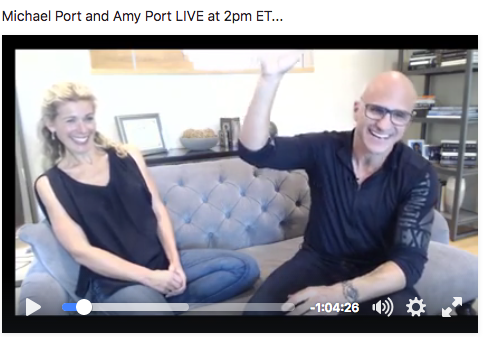 20 Presentation Rehearsal Tips from Michael and Amy Port