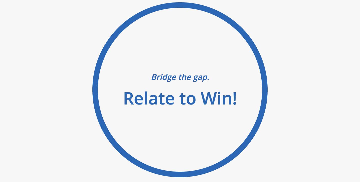 Webinar Series: Relate to Win!